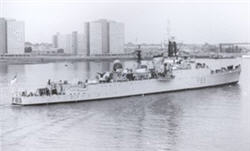 HMS ULSTER ...